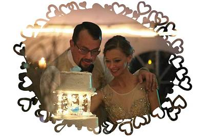 Photograph - Cutting The Cake by Ellen O'Reilly