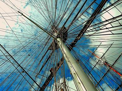 Photograph - Cutty Sark by Gerald Greenwood