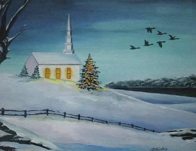 Cuyahoga Valley Christmas Original