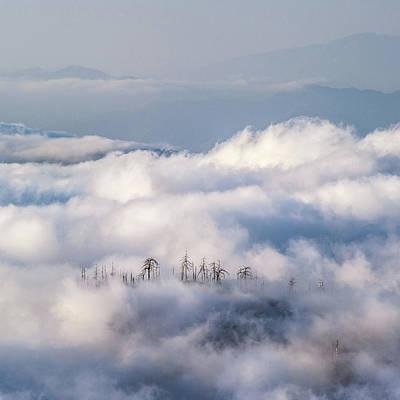 Photograph - Cuyamaca Island by Alexander Kunz