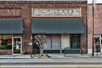 Photograph - Cw Harvey Lenoir City by Sharon Popek