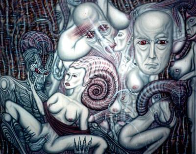 CX Art Print by Leigh Odom