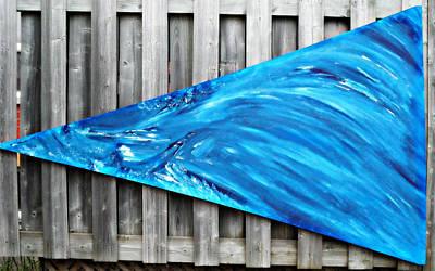 Painting - Cy Lantyca 19 by Cyryn Fyrcyd