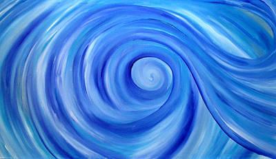 Painting - Cy Lantyca 31 by Cyryn Fyrcyd