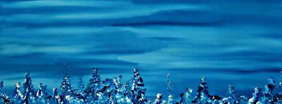 Painting - Cy Lantyca 33 by Cyryn Fyrcyd
