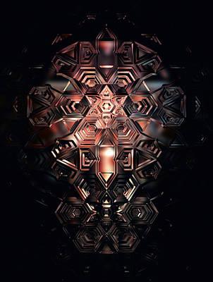 Photograph - Cyber Star by Lori Seaman