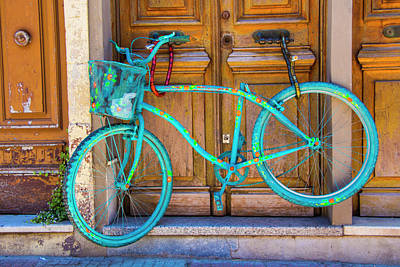 Photograph - Cycle Montevideo, Uruguay by Venetia Featherstone-Witty
