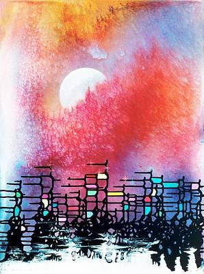 Cydonia Original by Lee Pantas