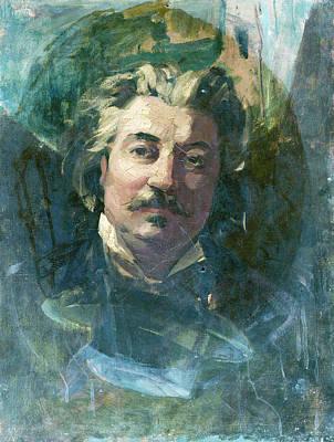 Painting - Cyprian Godebski by Luis Ricardo Falero