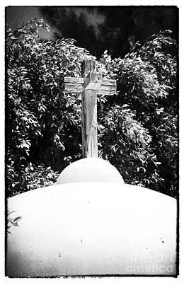 Cypriotic Crucifix Art Print by John Rizzuto