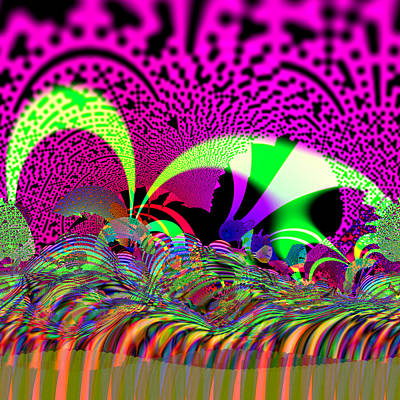 Digital Art - Cytoplight by Andrew Kotlinski