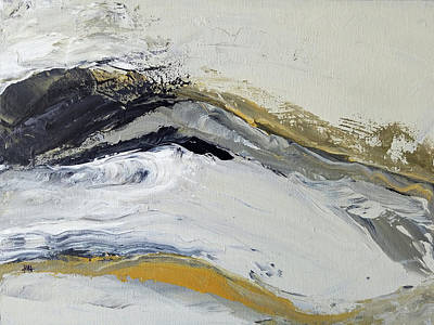 Painting - Cz Wave by Maura Satchell