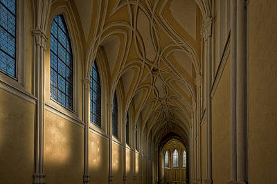 Photograph - Czech Cathedral At Sedlec by Stuart Litoff