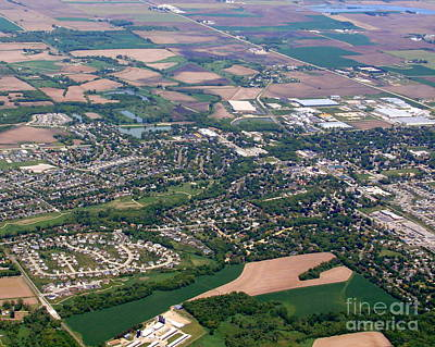 Photograph - D-006 Deforest Wisconsin by Bill Lang