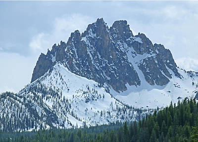 Photograph - D07330 Heyburn Mountain by Ed Cooper Photography