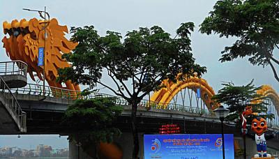 Photograph - Da Nang Statues 22 by Ron Kandt