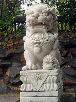 Photograph - Da Nang Statues 4 by Ron Kandt