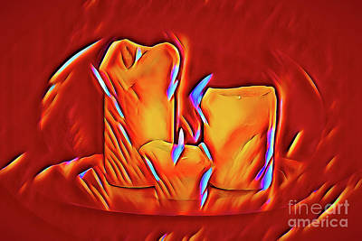 Digital Art - Da106 by Ray Shrewsberry