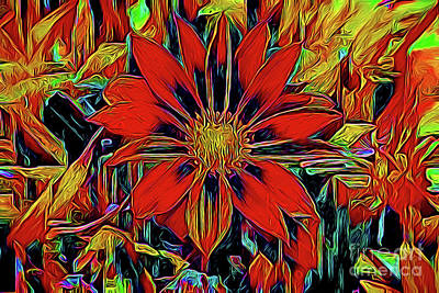 Digital Art - Da109 by Ray Shrewsberry