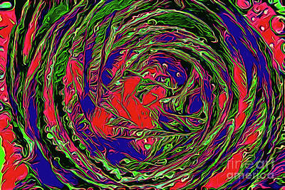 Digital Art - Da110 by Ray Shrewsberry