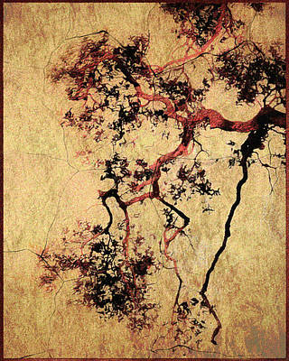 Japanese Silk Photograph - Dad's Asia by Lynn Andrews