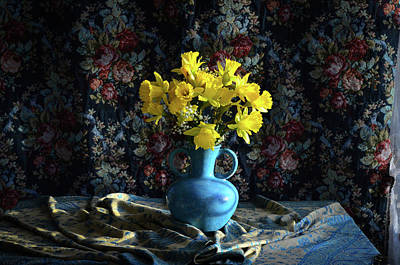 Wall Art - Photograph - Daffodils by Wendy Blomseth