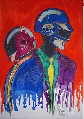 Daft Punk Original by Jose Hau