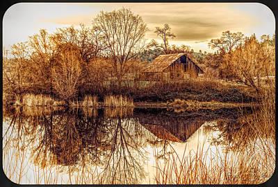 Photograph - D'agostini Pond II by Steph Gabler