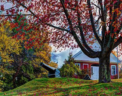 Photograph - Dahlgren Number 2 by Jeff Stallard