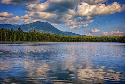 Photograph - Daicey Pond by Rick Berk