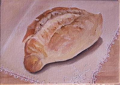 Daily Bread Art Print by Irene Corey