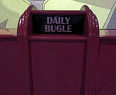 Photograph - Daily Bugle by Aimee L Maher ALM GALLERY