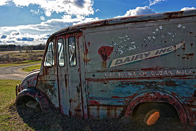 Photograph - Dairy Inc by Mike Martin