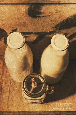 Product Photograph - Dairy Nostalgia by Jorgo Photography - Wall Art Gallery