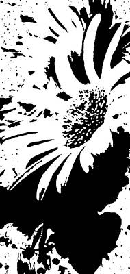 Daisy Digital Art - Daisy Do by Katrina Britt