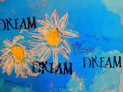 Painting - Daisy Dream by Betty-Anne McDonald