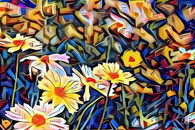 Photograph - Daisy Dream by Geri Glavis