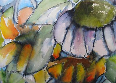 Painting - Daisy Dreams by Anne Duke