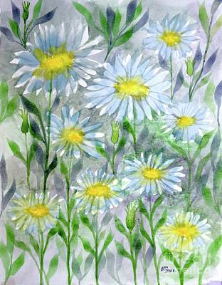 Painting - Daisy Dreams  by Barrie Stark