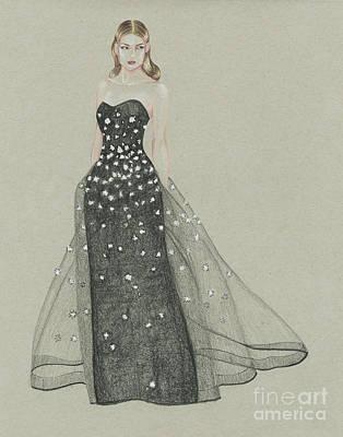 Daisy Lady Original by Samantha Burns