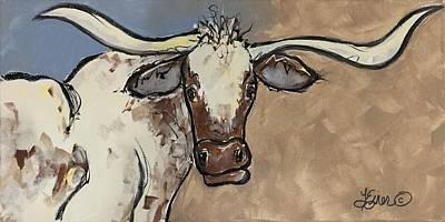 Painting - Dak by Terri Einer