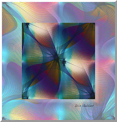 Digital Art - Dakota by Iris Gelbart