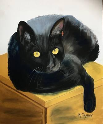 Pastel - Dakota by Michele Turney