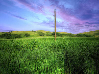 Photograph - Dakota Prairie 6 by William Tanata