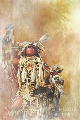 Photograph - Dakota Sioux by Eleanor Abramson