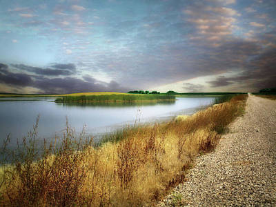 Photograph - Dakota Wetlands 10 by William Tanata
