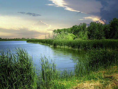 Photograph - Dakota Wetlands 6 by William Tanata