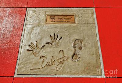 Daytona 500 Photograph - Dale Earnhardt Jr. by Paul Mashburn