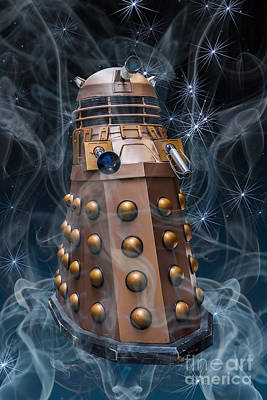 Roleplaying Photograph - Dalek by Steve Purnell