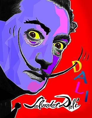 Dali Dali Art Print